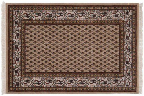 3×4 Sarouk Beige Oriental Rug 046702