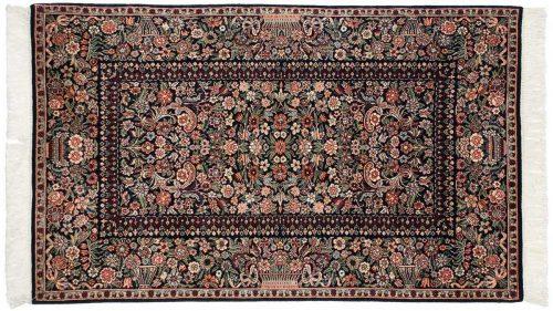 3×5 Aubusson Blue Oriental Rug 026112