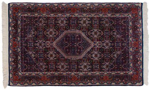 3×5 Bijar Red Oriental Rug 036246