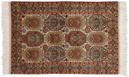3×5 Caucasian Beige Oriental Rug 027574