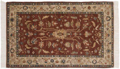 3×5 Hamadan Brown Oriental Rug 020792