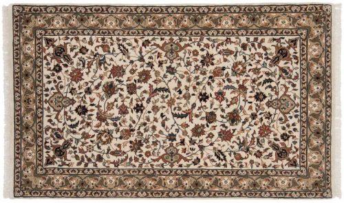 3×5 Isfahan Ivory Oriental Rug 042847