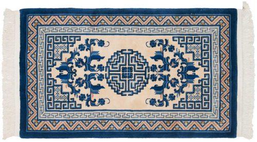 3×5 Peking Ivory Oriental Rug 022185