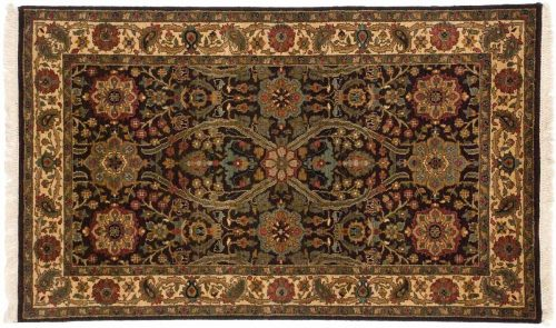 3×5 Jaipur Brown Oriental Rug 042649