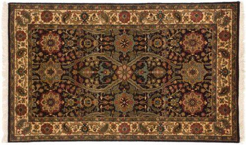 3×5 Jaipur Brown Oriental Rug 042649