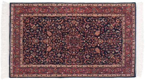 3×5 Kashan Blue Oriental Rug 045962