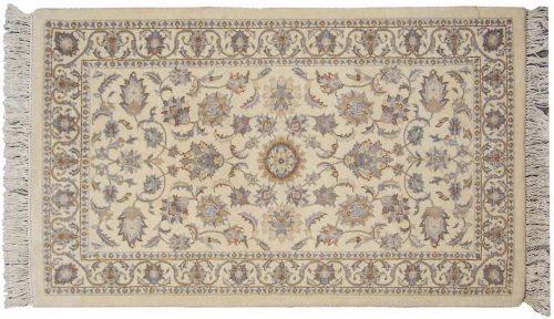 3×5 Kashan Ivory Oriental Rug 023989