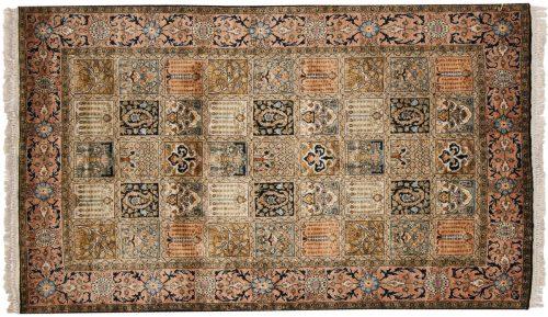 3×5 Kashmir Multi Color Oriental Rug 013236