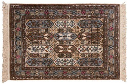 3×5 Kazak Beige Oriental Rug 027471