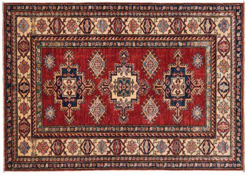 3×5 Kazak Red Oriental Rug 046469
