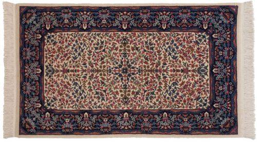 3×5 Kerman Ivory Oriental Rug 020130