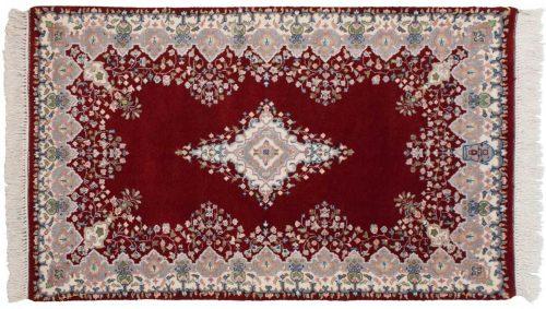 3×5 Kerman Red Oriental Rug 016636
