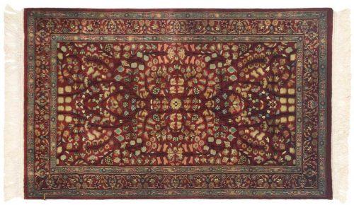 3×5 Kerman Red Oriental Rug 045964
