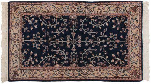 3×5 Sarouk Blue Oriental Rug 030551