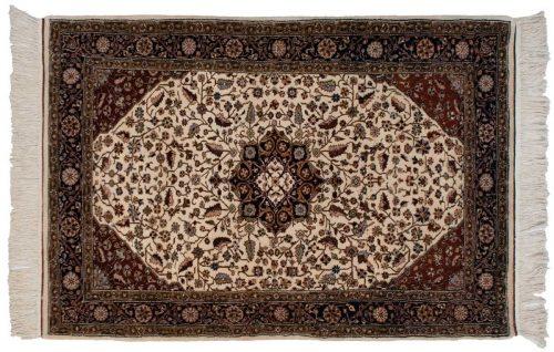 3×5 Josan Ivory Oriental Rug 033550