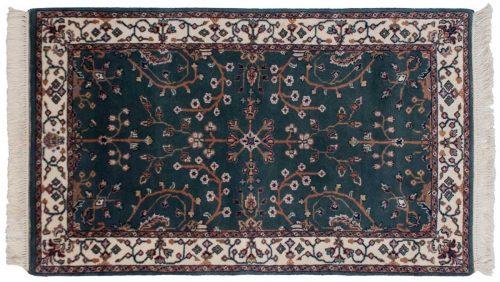 3×5 Sarouk Teal Oriental Rug 030994