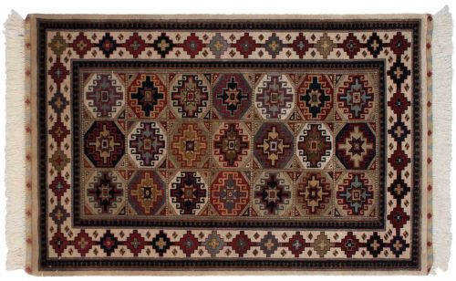 3×5 Shirvan Multi Color Oriental Rug 038849