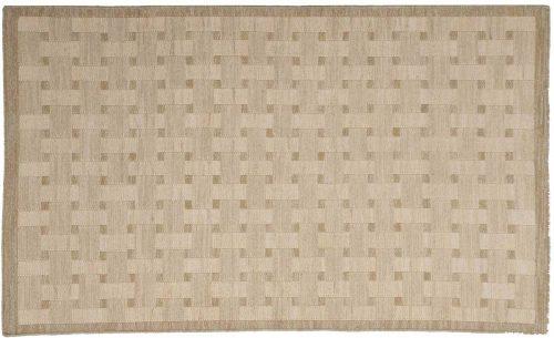 3×5 Soumak Beige Oriental Rug 043902