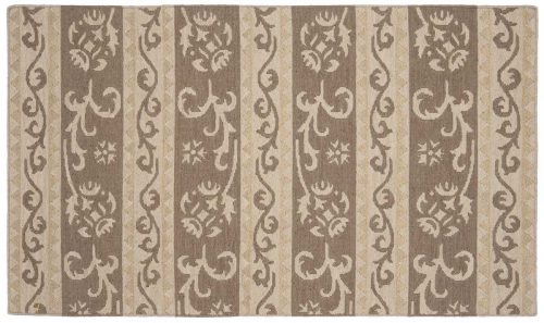 3×5 Soumak Brown Oriental Rug 043565