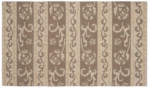 3×5 Soumak Brown Oriental Rug 043565