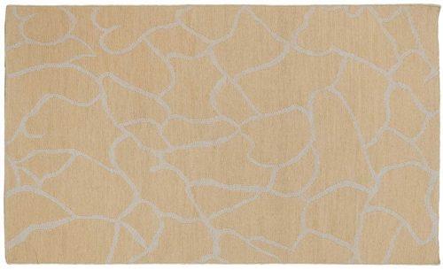 3×5 Soumak Yellow Oriental Rug 045821
