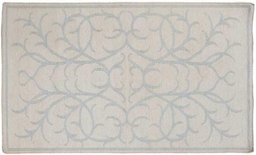 3×5 Soumak Ivory Oriental Rug 045438