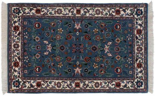 3×5 Tabriz Blue Oriental Rug 027994