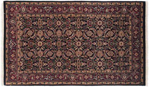 3×5 Tabriz Blue Oriental Rug 042535