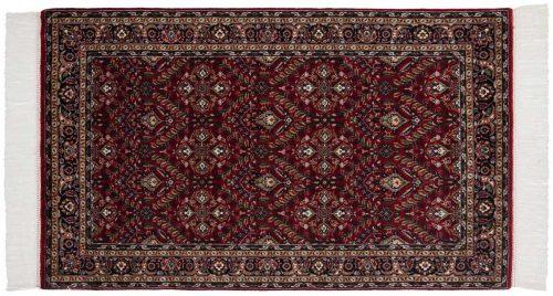 3×5 Yezd Red Oriental Rug 034494