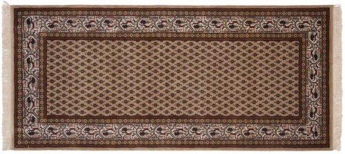 3×6 Sarouk Beige Oriental Rug Runner 045618