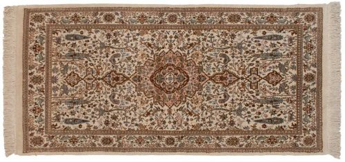 3×6 Tabriz Ivory Oriental Rug 025008