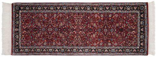 3×7 Kashan Red Oriental Rug 043315
