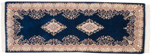 3×7 Kerman Blue Oriental Rug Runner 015358