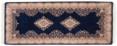 3×7 Kerman Blue Oriental Rug Runner 015535