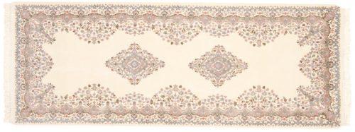 3×7 Kerman Ivory Oriental Rug Runner 015759