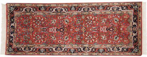 3×7 Tabriz Red Oriental Rug Runner 015268