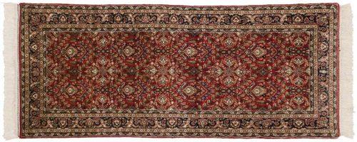 3×7 Yezd Red Oriental Rug Runner 033818
