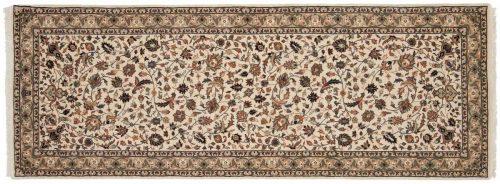 3×8 Isfahan Ivory Oriental Rug Runner 042843