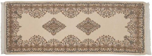 3×8 Kerman Ivory Oriental Rug Runner 015434