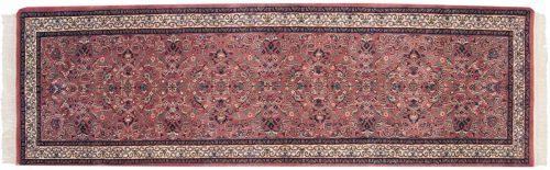 3×9 Kashan Rose Oriental Rug Runner 021092