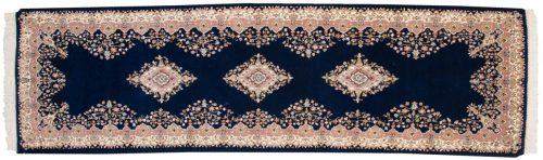3×9 Kerman Blue Oriental Rug Runner 015252