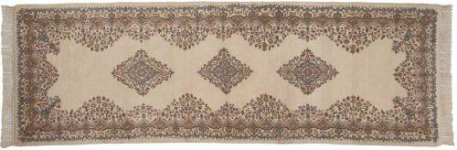 3×9 Kerman Ivory Oriental Rug Runner 015921