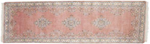 3×9 Kerman Rose Oriental Rug Runner 015490