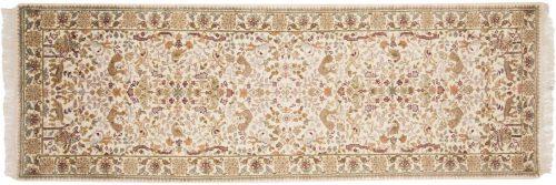 3×9 Tabriz Ivory Oriental Rug Runner 035845