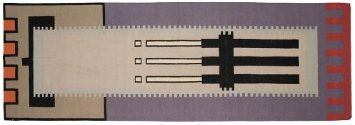 4×12 Nicholls Multi Color Oriental Rug Runner 013019