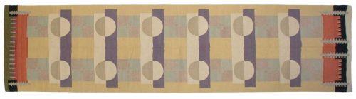 4×16 Nicholls Multi Color Oriental Rug Runner 013017