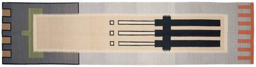 4×16 Nicholls Multi Color Oriental Rug Runner 024595