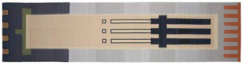 4×16 Nicholls Multi Color Oriental Rug Runner 024719