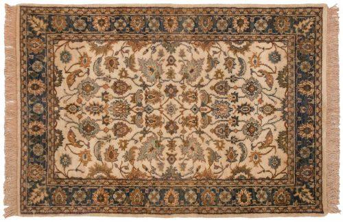 4×6 Agra Ivory Oriental Rug 038141