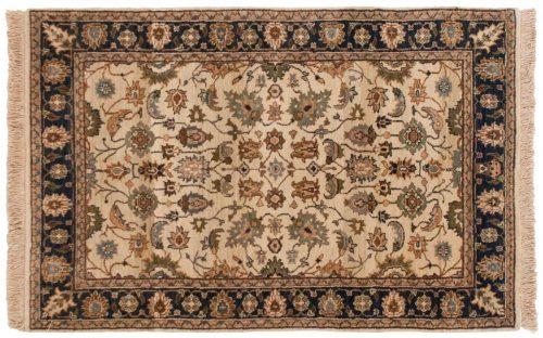 4×6 Agra Ivory Oriental Rug 038216